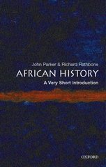 African History 1st Edition 9780192802484 0192802488