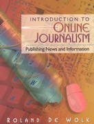 Introduction to Online Journalism 1st edition 9780205286898 0205286895