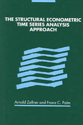 The Structural Econometric Time Series Analysis Approach 0 9780521814072 0521814073