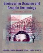 Engineering Drawing and Graphic Technology 14th edition 9780070223479 0070223475