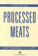 Processed Meats 3rd edition 9780834213043 0834213044