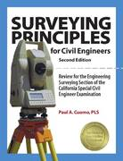 Surveying Principles for Civil Engineers 2nd edition 9781888577945 1888577940