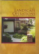 Landscape Operations 3rd edition 9780138569150 0138569150