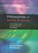 Philosophies of Social Science 1st edition 9780335208845 0335208843