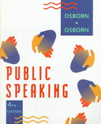 Public Speaking 3rd edition 9780395808825 0395808820