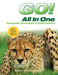 Go! All in One 1st edition 9780132844123 0132844125