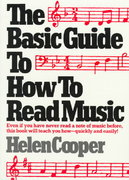 The Basic Guide to How to Read Music 0 9780399511226 0399511229