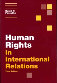 Human Rights in International Relations 3rd Edition 9781107629844 1107629845