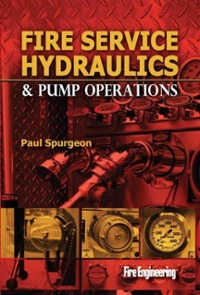 Fire Service Hydraulics & Pump Operations 1st Edition 9781630181369 1630181366