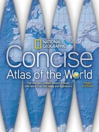 National Geographic Concise Atlas of the World 3rd Edition 9781426209512 1426209517