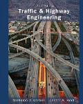 Traffic and Highway Engineering