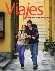 Viajes 2nd edition 9781133603658 1133603653