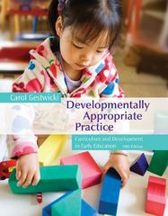 Developmentally Appropriate Practice 5th Edition 9781285415499 1285415493