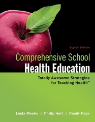 Comprehensive School Health Education 8th edition 9780078028519 0078028515