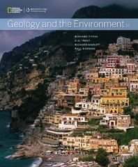 Geology and the Environment 7th Edition 9781133603986 113360398X