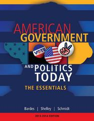 American Government and Politics Today 17th edition 9781133604372 1133604374