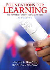Foundations for Learning 3rd Edition 9780132998710 0132998718