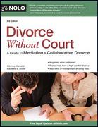 Divorce Without Court 3rd Edition 9781413317138 1413317138