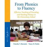 From Phonics to Fluency 3rd Edition 9780132855228 0132855224