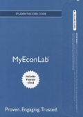 MyEconLab with Pearson eText Student Access Code Card