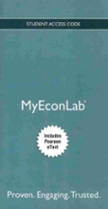 NEW MyEconLab with Pearson eText -- Access Card -- for Foundations of Economics
