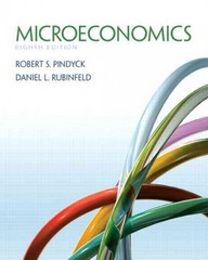 Microeconomics 8th edition 9780132857123 013285712X