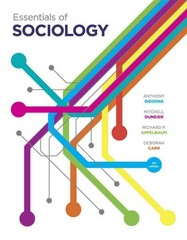 Essentials of Sociology 4th edition 9780393918830 0393918831