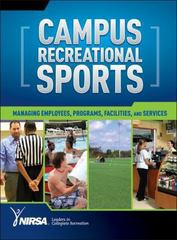 Campus Recreational Sports 2nd edition 9780736063821 073606382X