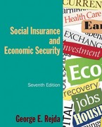 Social Insurance and Economic Security 7th edition 9780765627490 0765627493