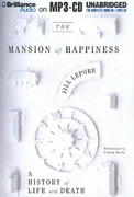 The Mansion of Happiness 0 9781455882755 1455882755