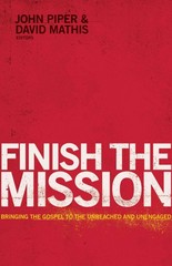 Finish the Mission 1st Edition 9781433534836 1433534835
