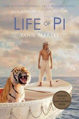 Life of Pi 1st Edition 9780547848419 0547848412