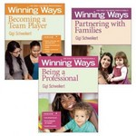 Being a Professional, Partnering with Families, and Becoming a Team Player 1st Edition 9781605541310 1605541311