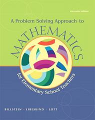 A Problem Solving Approach to Mathematics for Elementary School Teachers Plus MyMathLab -- Access Card Package 11th edition 9780321828026 032182802X