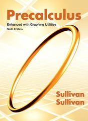 Precalculus Enhanced with Graphing Utilities Plus NEW MyMathLab with Pearson eText -- Access Card Package 6th Edition 9780321832139 0321832132