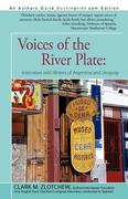Voices of the River Plate 0 9781462027125 1462027121