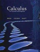 Calculus for Scientists and Engineers 1st edition 9780321826695 0321826698