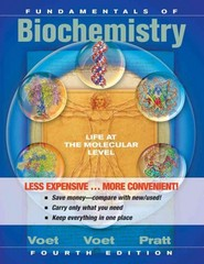 Fundamentals of Biochemistry: Life at the MolecularLevel, Fourth Edition Binder Ready Version 4th Edition 9781118129180 1118129180
