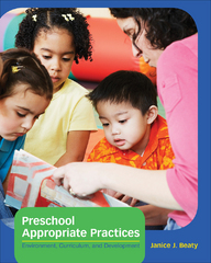 Preschool Appropriate Practices 4th Edition 9781133606826 1133606822