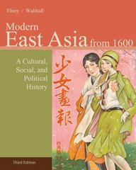 East Asia 3rd Edition 9781133606499 1133606490