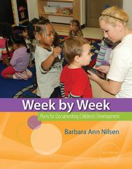 Week by Week 6th Edition 9781285531601 1285531604
