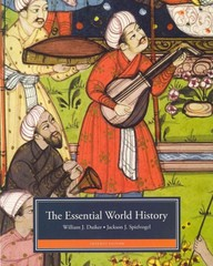 The Essential World History 7th edition 9781133606581 113360658X