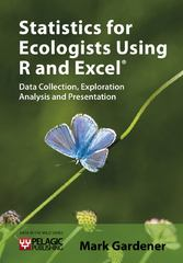 Statistics for Ecologists Using R and Excel 1st Edition 9781907807275 1907807276