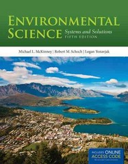 Environmental Science 5th edition 9781449661397 1449661394