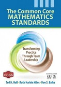 The Common Core Mathematics Standards 1st Edition 9781452226224 1452226229