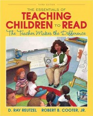 The Essentials of Teaching Children to Read 3rd Edition 9780132963503 0132963507