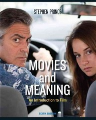 Movies and Meaning 6th Edition 9780205211029 020521102X