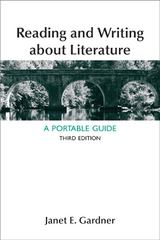 Reading and Writing About Literature 3rd edition 9781457606496 1457606496