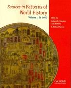 Sources in Patterns of World History 1st Edition 9780199846177 0199846170