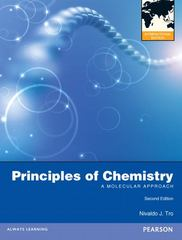 Principles of Chemistry 1st edition 9780321729019 0321729013